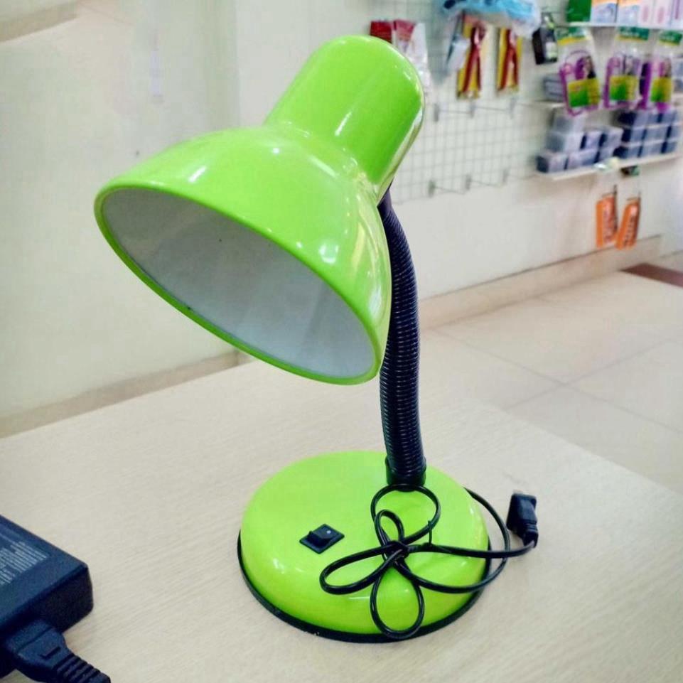 TẶNG KÈM BÓNG] Đèn học để bàn học sinh CHỐNG CẬN nhỏ gọn tiện lợi - Đèn bàn  Nhãn hàng No brand