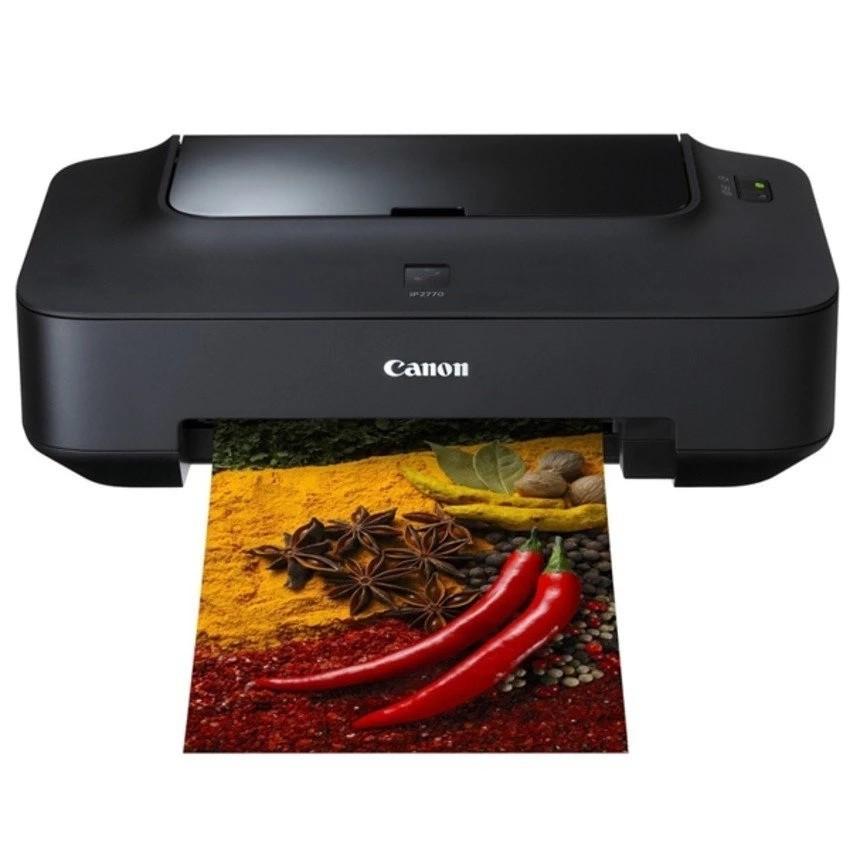 [Mã ELMS4 giảm 7% đơn 500K] Chính Hãng Máy in Canon Pixma iP2770 In phun màu