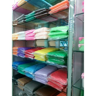 Đất sét nhẹ nguyên liệu làm slime 100g trắng,hồng,lam,tím,vàng soft clay, giá sỉ 10c 11k, 50c 10k, 100c 9k