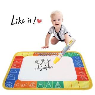 Thảm vẽ mực nước đồ chơi cho bé