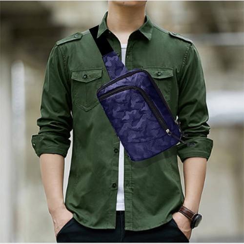 Túi đeo chéo nam nữ thời trang BEE GEE 073