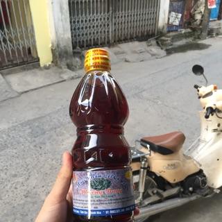 Nước mắm cốt Ba Làng Thanh Hoá