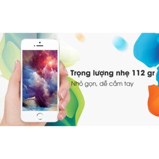 📱📱 { CHÍNH HÃNG } điện thoại iphone 5s-64gb ( khuyễn mãi 48% đến 30-7-2018 )