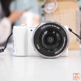 Máy ảnh Sony A5100 + Kit cũ (white)