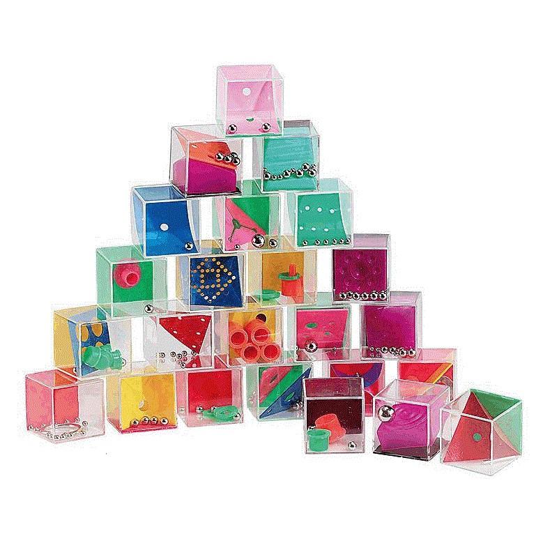 Khối hộp trí tuệ- Patience Cubes Games –