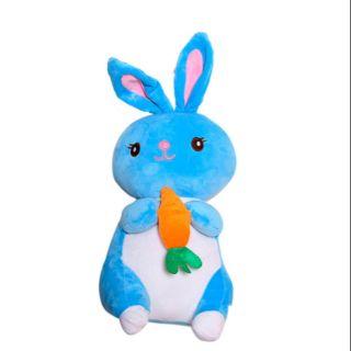 Gấu bông thỏ cà rốt xanh,hàng cao cấp