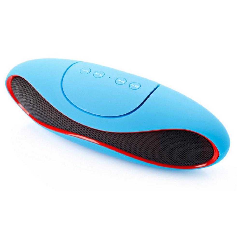 Loa đi động Bluetooth S71 (Xanh) -DC759