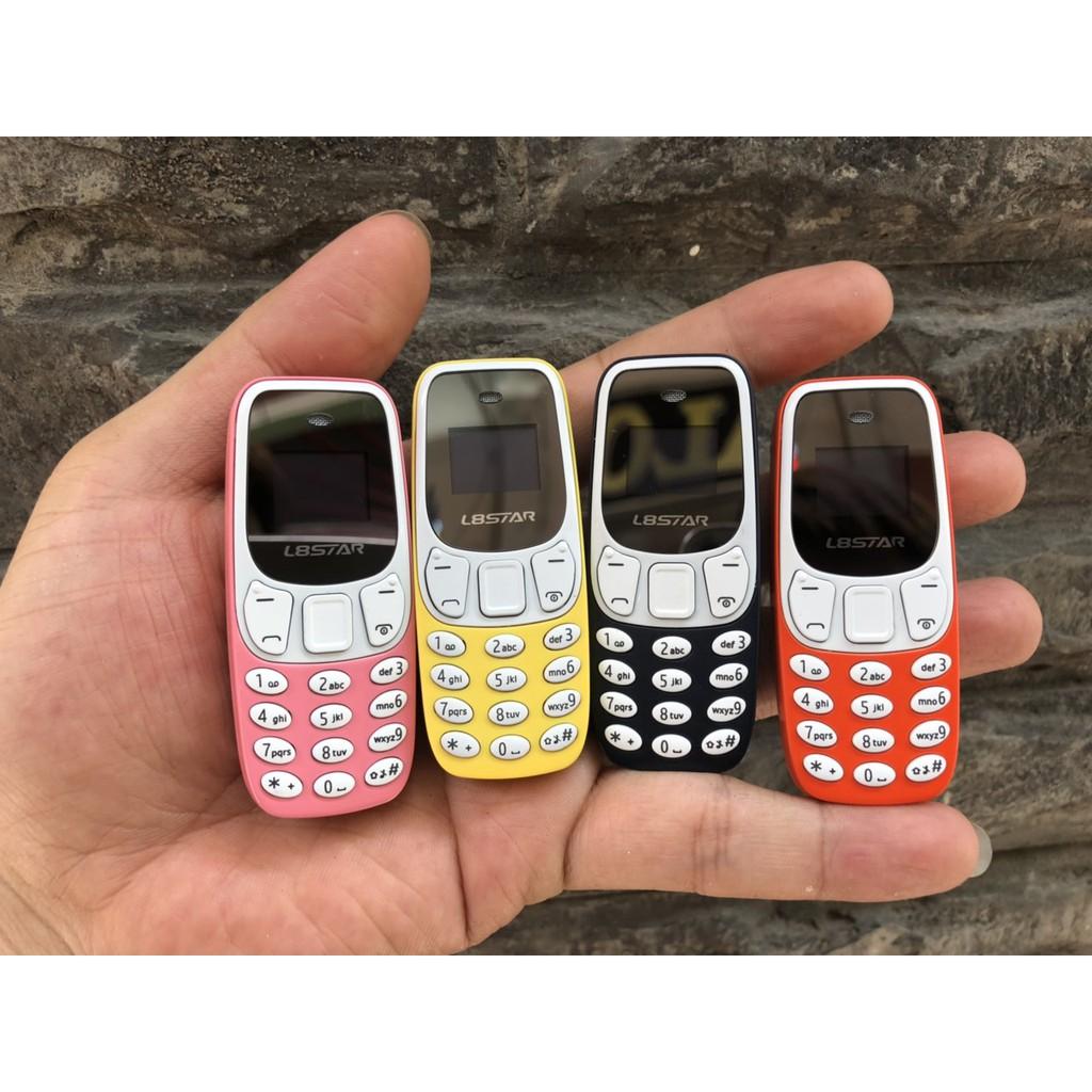 Điện thoại Siêu Nhỏ B3310 02 sim 02 sóng gắn được thẻ nhớ