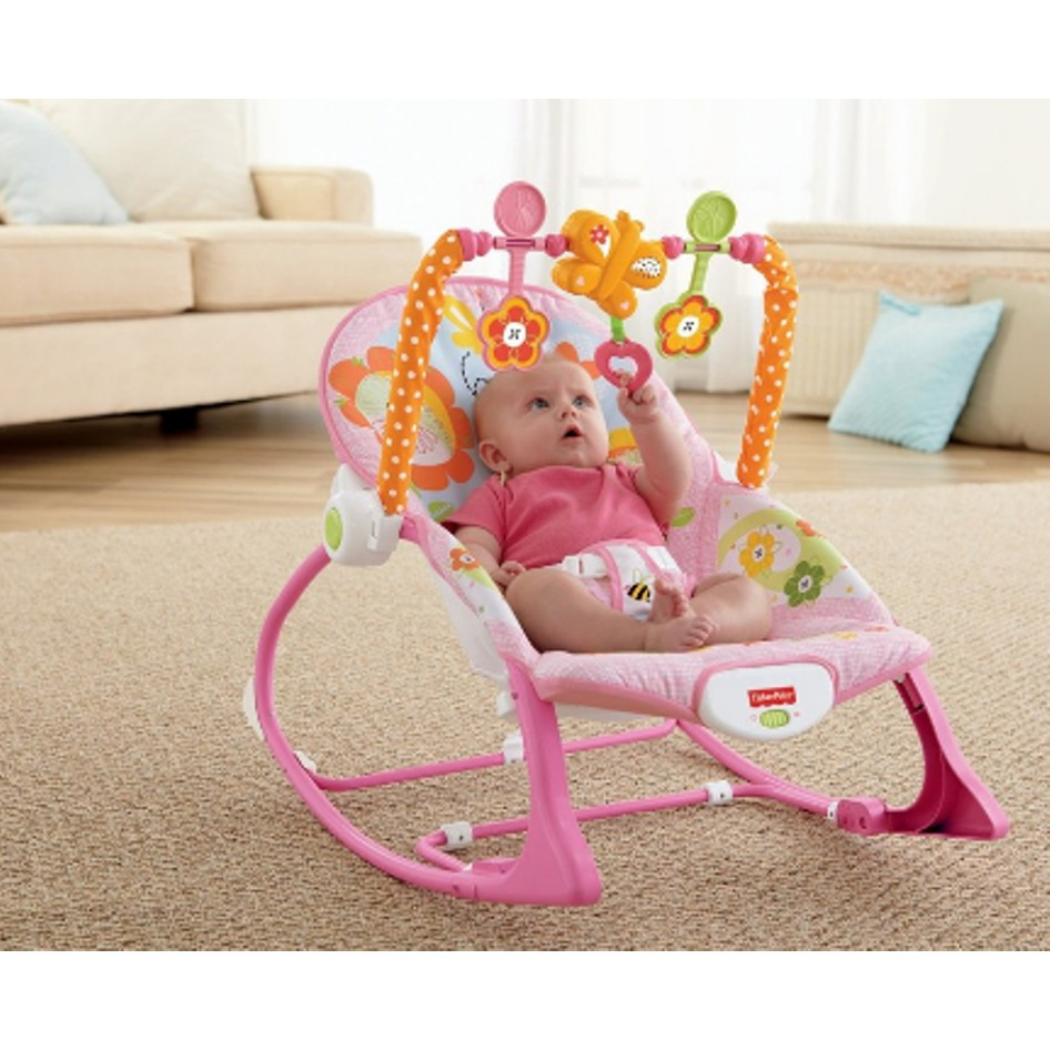COMBO 2 ghế rung fisher-price-7033-y4544