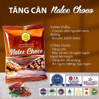 [ CHINH HÃNG ] NALEE CHOCO CACAO TĂNG CÂN ( Hộp 20 gói ) thumbnail