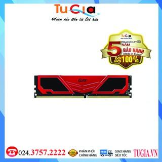 Ram TEAM GROUP Elite Plus 8GB - DDR4 -2666MHz tản nhiệt nhôm - Hàng chính hãng thumbnail