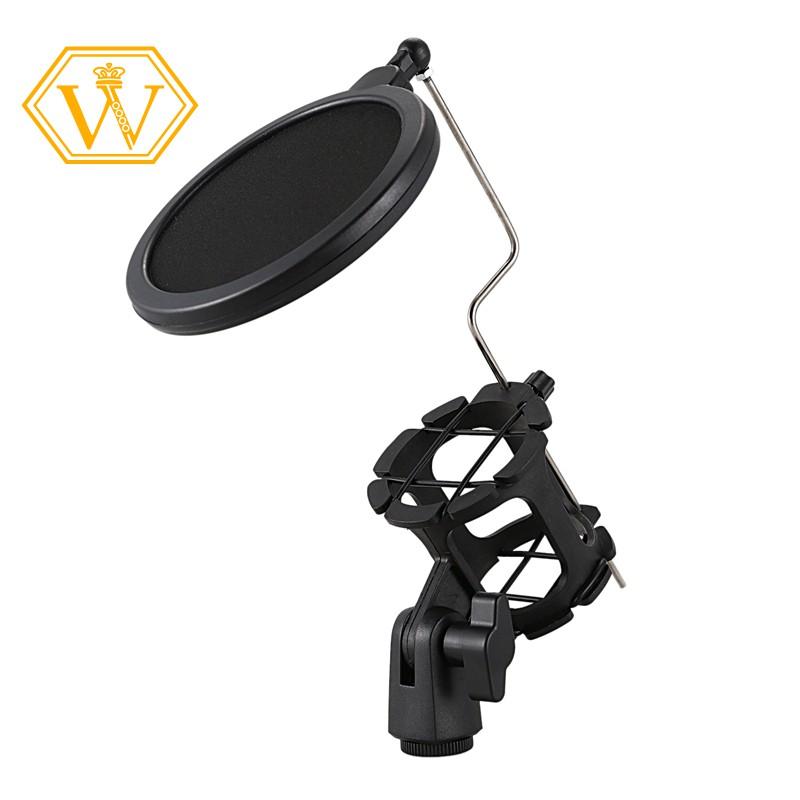 🎀 Hàng có sẵn 🎀 Gía đỡ mic thu âm chắn gió / hỗ trợ phòng thu