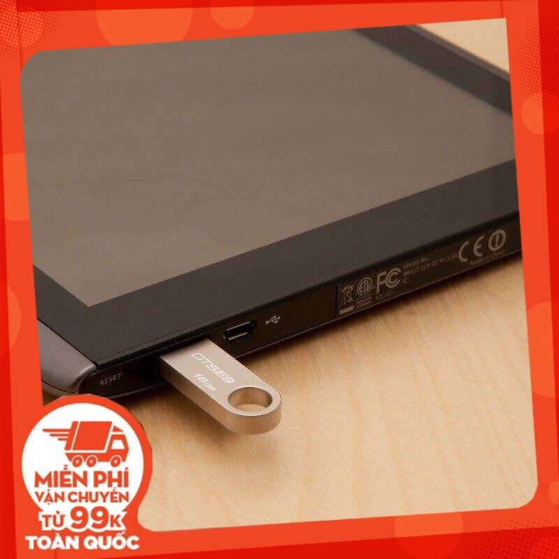 [Siêu Hot] USB hãng KINGSTON 4GB SE9 Giá chỉ 93.750₫