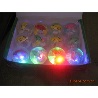 Factory direct supply luminous ball bouncing ball bouncy ball stall night market
