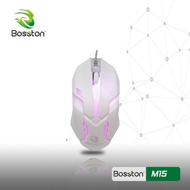 Chuột Có Dây Gaming Bosston M15 LED
