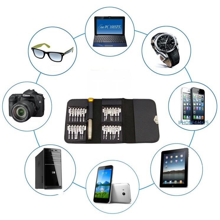 Bộ Tua Vít Đa Năng 24 in 1 Dành Cho SmartPhone, Tablet,..
