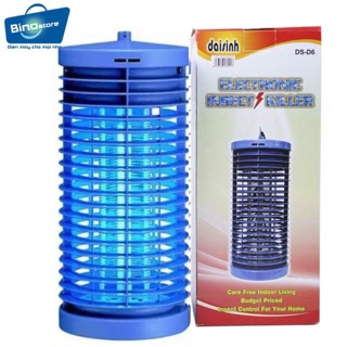 Đèn bắt muỗi Đại Sinh DS - D6 (Xanh) thumbnail