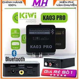 Chuyển Quang ra AV Kiwi KA03 Pro có Bluetooth - BH 12 tháng - Chính Hãng thumbnail