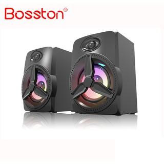 Loa Vi Tính Bosston Z230 Đèn Led RGB Cực Đẹp
