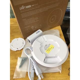 Bộ phát wifi Ubiquiti UniFi AP AC LR – Hàng USA. Hỗ trợ chuẩn AC, tốc độ 1317Mb, Lan 1Gb