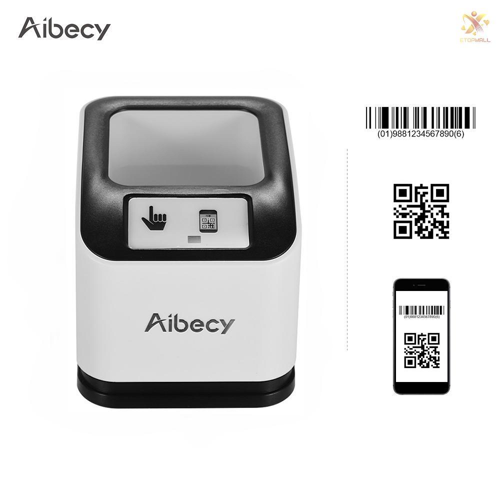 Máy Quét Mã Vạch Aibecy 2200 1d / 2d / Qr Chuyên Dụng