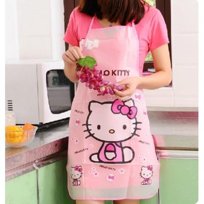 Tạp dề nấu bếp chống thấm cute