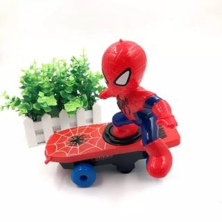 Ván trượt đồ chơi tự cân bằng người nhện