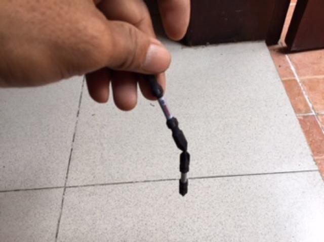 [GIÁ HUỶ DIỆT] Mũi Vít 2 Đầu BOSCH Chính Hãng Có Từ Ph2 65mm