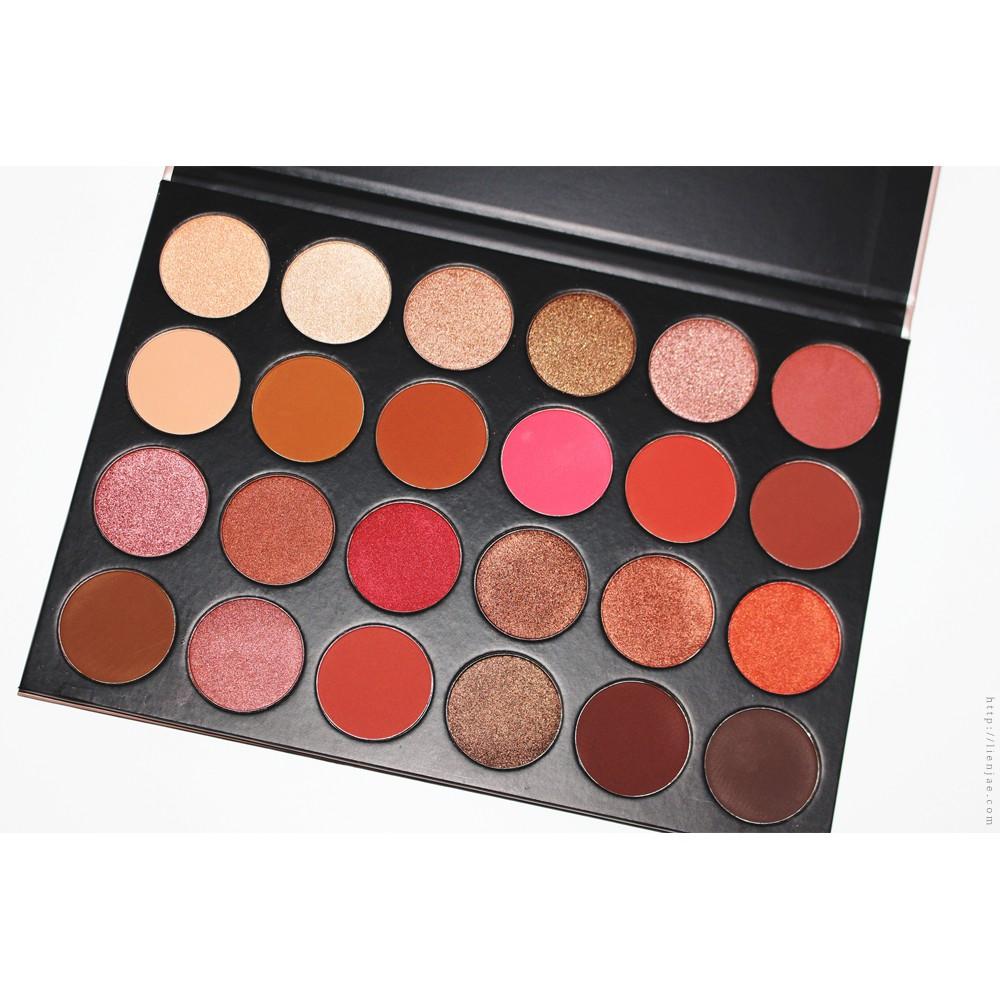 Bảng Màu Mắt Morphe - 24G Grand Glam Eyeshadow Palette