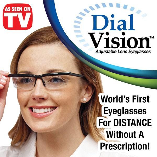 Kính Mắt Điều Chỉnh Tiêu Cự Dial Vision - SuperStore