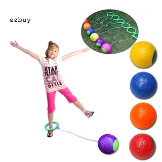 【EY】Funny Children Kids Ankle Skip Ball Hop Jumping Playground Exercise Toy Game