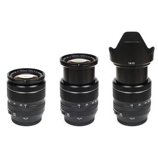 Ống kính Fujifilm XF18-55mm F2.8-4 R LM OIS – hàng chính hãng tách kit
