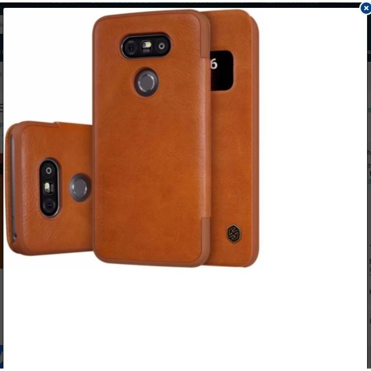 Bao da Nillkin QIN Series cho LG G5 - 2719198 , 344083232 , 322_344083232 , 120000 , Bao-da-Nillkin-QIN-Series-cho-LG-G5-322_344083232 , shopee.vn , Bao da Nillkin QIN Series cho LG G5