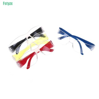 fstyzx Kids Anti-explosion Dust-proof Protective Glasses Outdoor Activities Safety Goggles