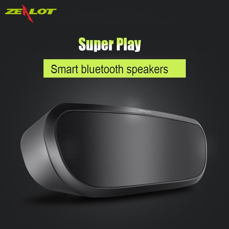 Loa bluetooth Zealot S9 - Nhỏ gọn đầy tinh tế