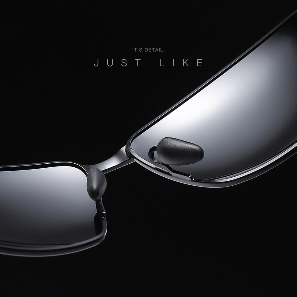 [Giảm giá thần tốc] Kính mát nam, kính râm phân cực chống lóa A651 - NVfashion