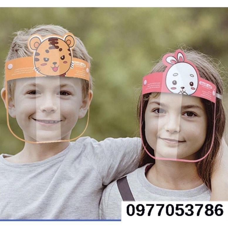 [Rẻ Nhất] kính chống giọt bắn phòng dịch , chống bụi cho bé