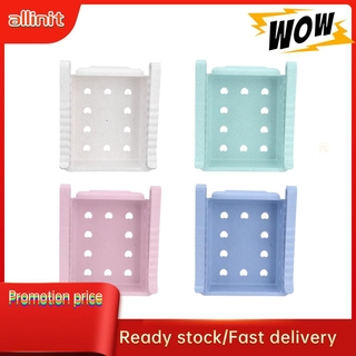 Allinit Pull‑Out Refrigerator Storage Box Fruit Fridge Freezer Shelf Rack for Home Kitchen