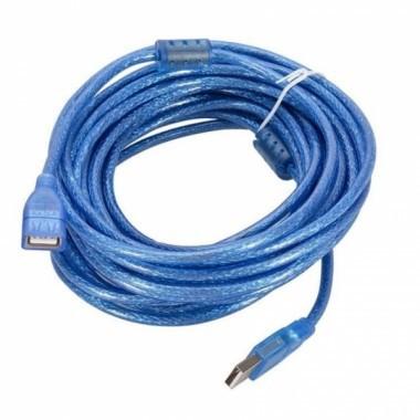 Dây nối dài usb bọc chống nhiễu xanh 3m - 3608607 , 946211961 , 322_946211961 , 18000 , Day-noi-dai-usb-boc-chong-nhieu-xanh-3m-322_946211961 , shopee.vn , Dây nối dài usb bọc chống nhiễu xanh 3m