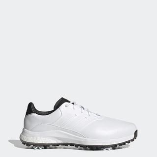 adidas GOLF Giày golf polyester tái chế Performance Classic Nam Màu trắng FW6273 thumbnail