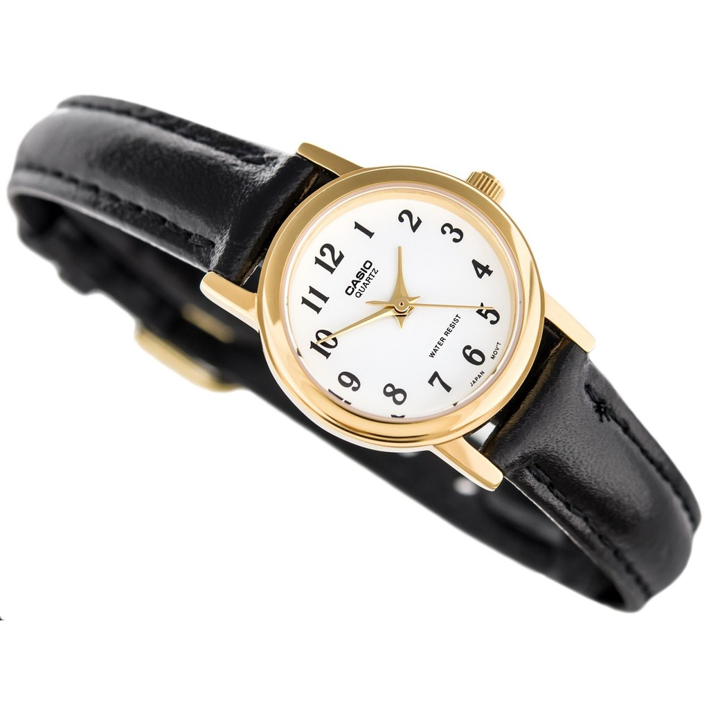 Đồng hồ nữ dây da Casio chính hãng Anh Khuê LTP-1095Q-7B
