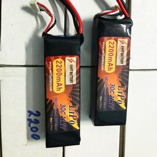 Pin Vant 11.1v 2200mah 30C