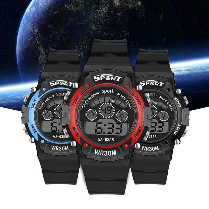 Đồng hồ điện tử nam nữ Sport đèn led nhiều màu cực đẹp, full chức năng ( Mã: SP05 )