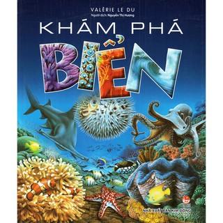 Sách - Khám Phá Biển thumbnail