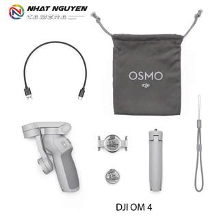 Gimbal chống rung DJI OM 4 - Osmo Mobile 4 - bảo hành 12 tháng