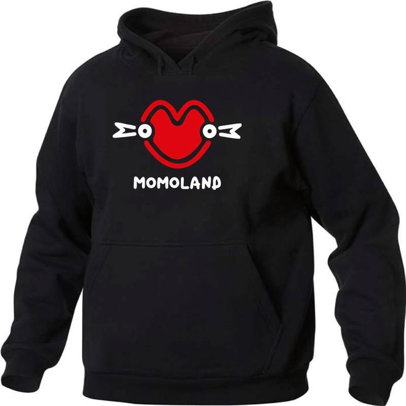Áo hoodie Momoland