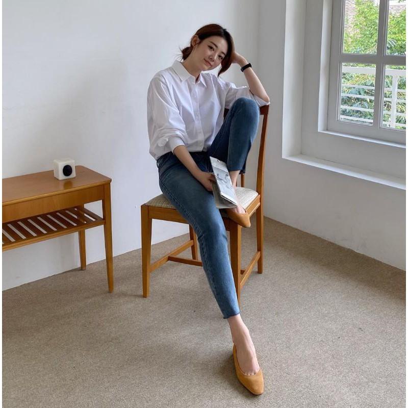 Quần jean skinny xuất xịn