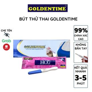 Que thử thai bút thử thai test nhanh độ chính xác cao của Goldentime thumbnail