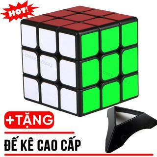 Rubik 3×3 Stickers Tặng Đế Kê Rubic 3