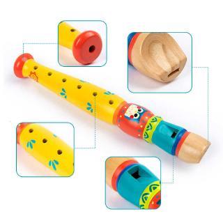 Kèn Clarinet Gỗ Đồ Chơi Cho Bé